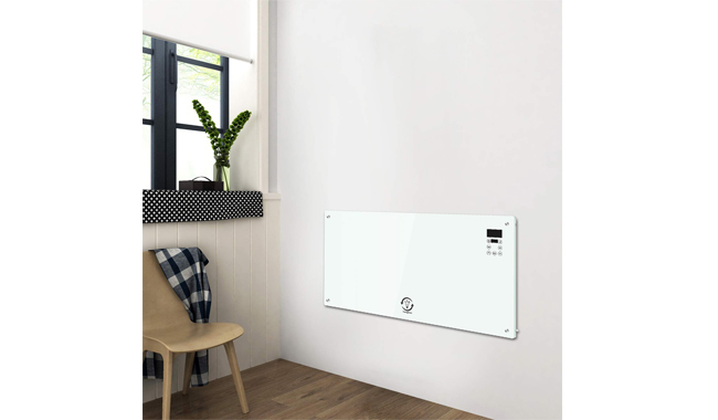 Fam Famgizmo 2500W Electric Wall Mounted Panel Heater Convector Radiator