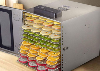 8 Best Food Dehydrators in 2020