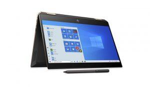 HP convertible laptop