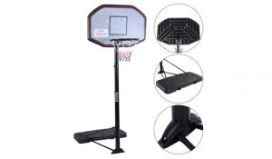 IUNNDS basketball hoops