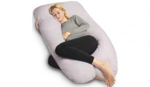 QUEEN ROSE Full Body Pregnancy Pillow