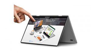 Teclast touchscreen laptop