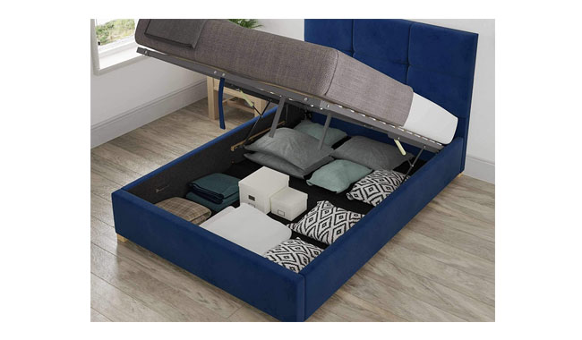 Aspire Beds ottoman bed
