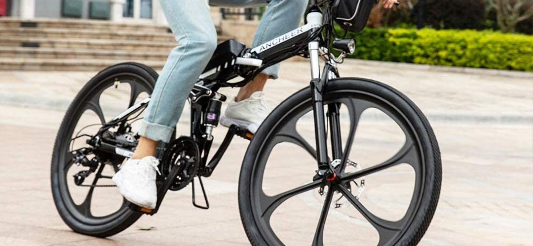 Best Folding Electric Bikes UK Banner Image