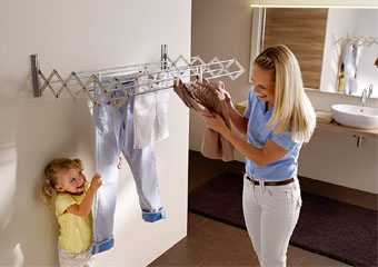 10 Best Wall Mounted Washing Lines in 2020