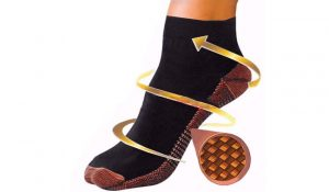 CopperFit-Compression-Ankle-Socks