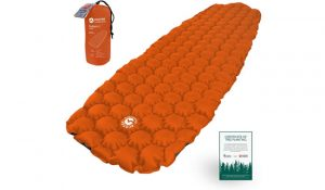 ECOTEK Hybern8 Inflatable Sleeping Pad for Camping