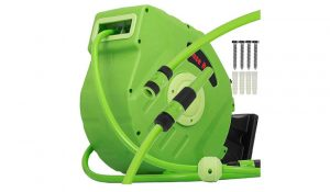 FlowerW Retractable Hose Reel