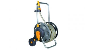 Hozelock Assembled Hose Cart