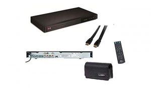 LG DP542H HDMI-Multiregional DVD Player