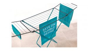 Beldray LA023810TQ 2-Wings Clothes Airer