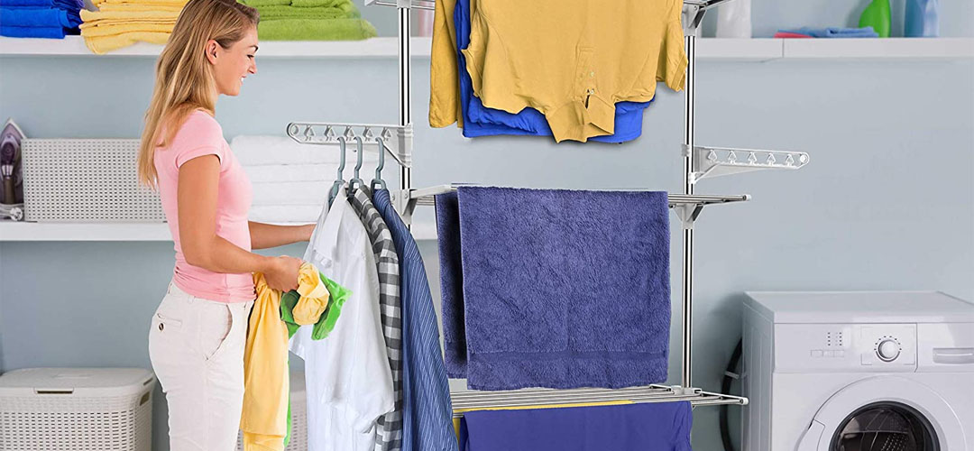 Best Clothes Airer Banner Image