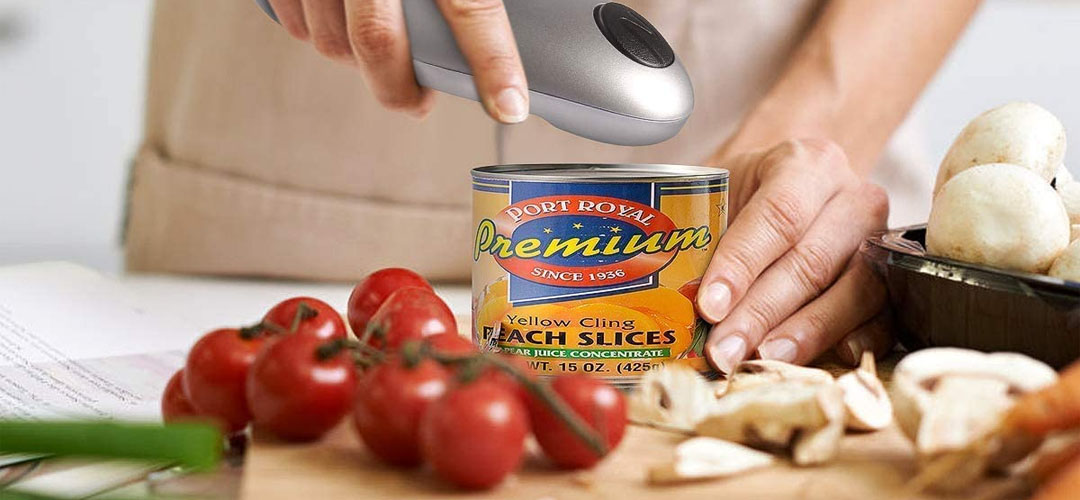 Best Electric Tin Openers Banner Image