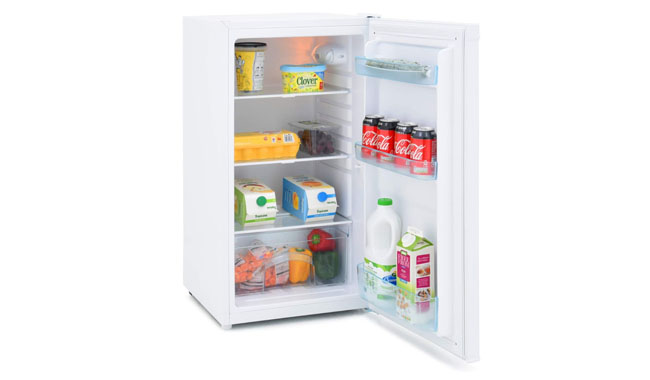 IceKing Freestanding Larder Fridge