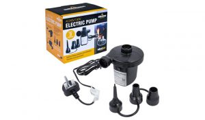 Milestone Camping air pump