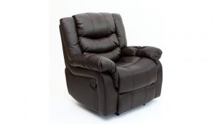 Seattle Bonded Leather Recliner ArmChair