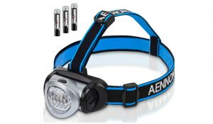 Aennon LED Head Torch