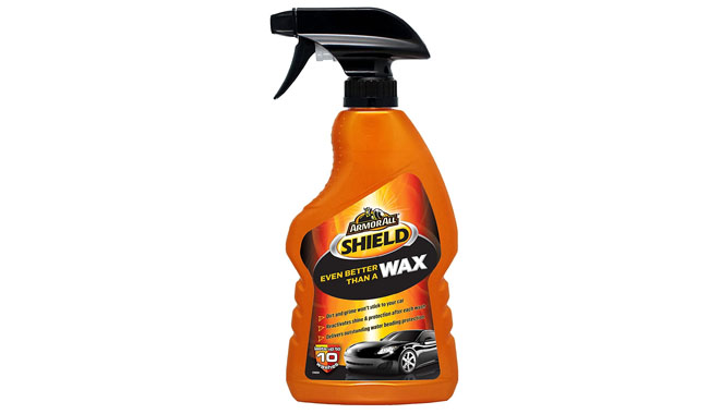 Armor All Shield Wax Spray