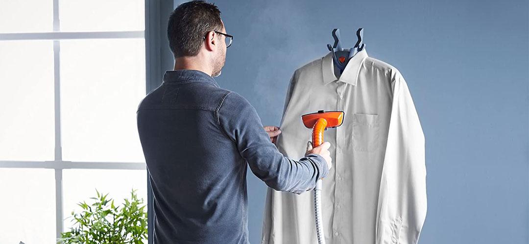 Best Clothes Steamer UK Banner Image