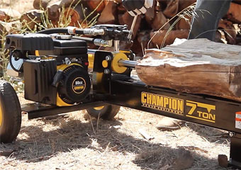 9 Best Log Splitters in 2020