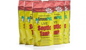 GreenPig Solutions Septic Tank Treatment