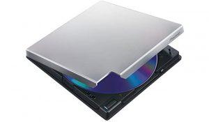Pioneer BDR-XD05S Slim External Blu Ray Drive