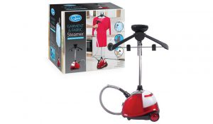 Quest 42320 Upright Clothes Steamer