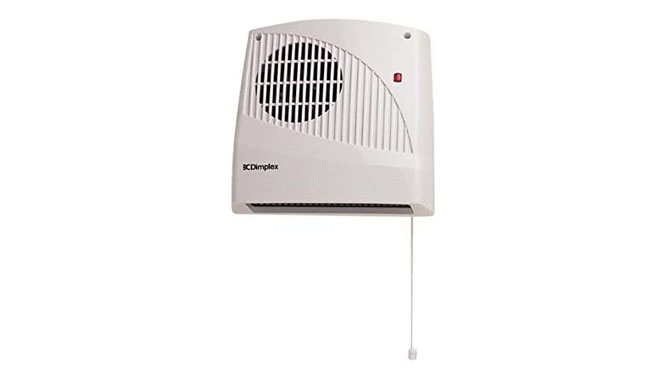 Two bathroom wall heaters for sale