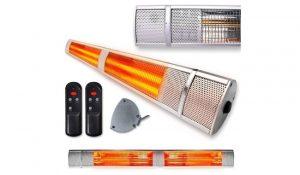 Futura Deluxe Electric Heater