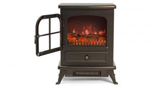 Igenix IG9430 Freestanding Electric Stove Fireplace Heater