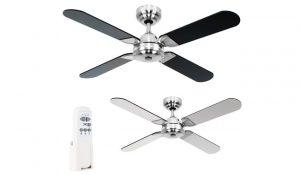 MiniSun metal brushed fan
