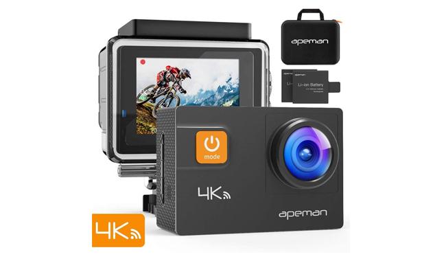 Apeman Action Camera A80