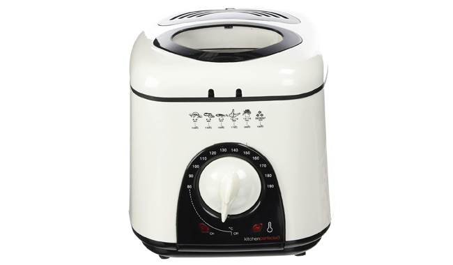 Lloytron E6010WI Kitchen Deep Fryer