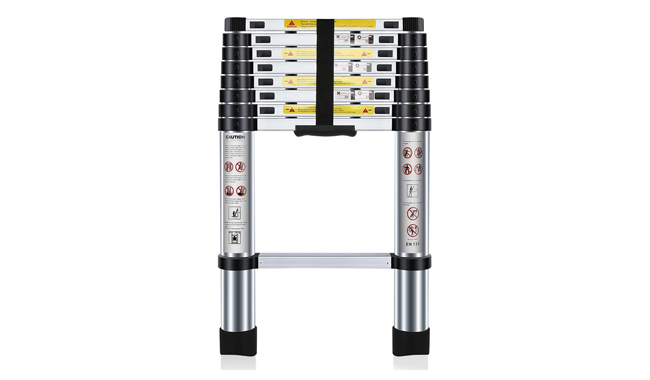 Nestling Multi-Purpose Telescopic Aluminium Ladder 56.99