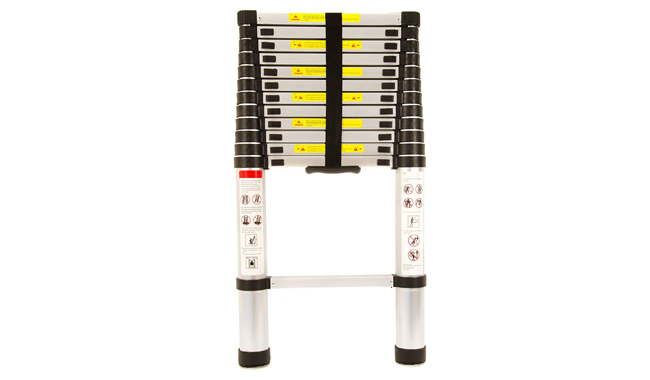 Parkerbrand TELESCOPIC ALUMINIUM Ladder-6