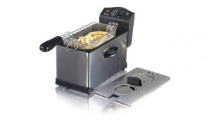 Swan 3L Stainless Steel Deep Fat Fryer