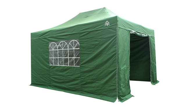 All Seasons 3x4.5m Pop Up Gazebo