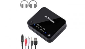 Avantree Audikast aptX Low Latency Bluetooth Audio Transmitter