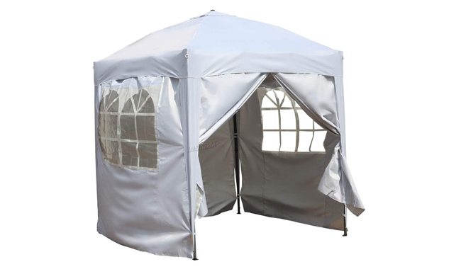 BIRCHTREE 2x2m Pop Up Gazebo