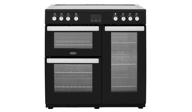 Belling Cookcentre 90E Electric Ceramic Range Cooker