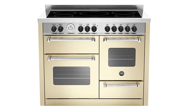 Bertazzoni MAS110-5I-MFE-T-TCRE 110cm Electric Range Cooker