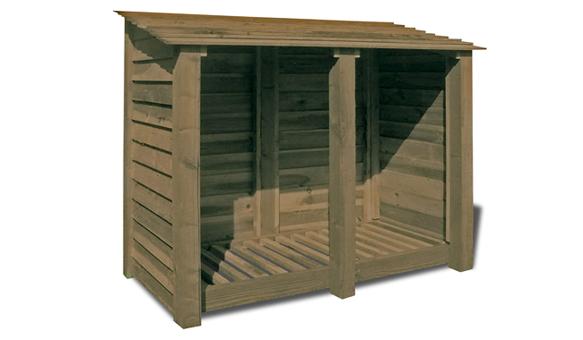 Cottesmore Log Store