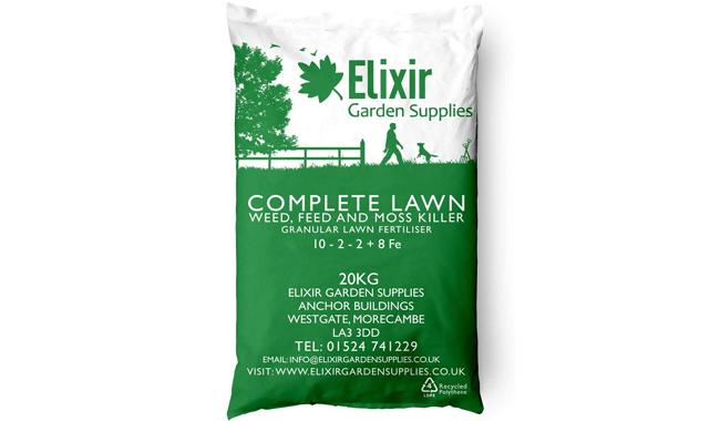 Elixir Garden Supplies Moss Killer