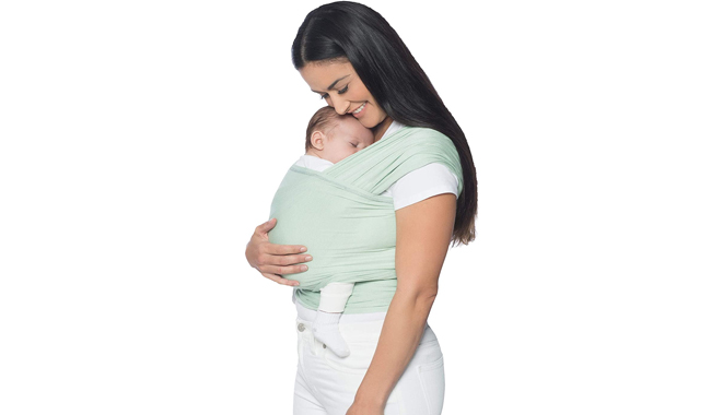 Ergobaby WLASAGE Newborn Breathable Baby Sling