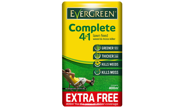 EverGreen 4-in-1 Lawn Care
