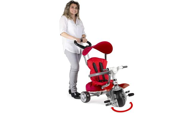 Feber Trike Baby Prime Multicolored Trike
