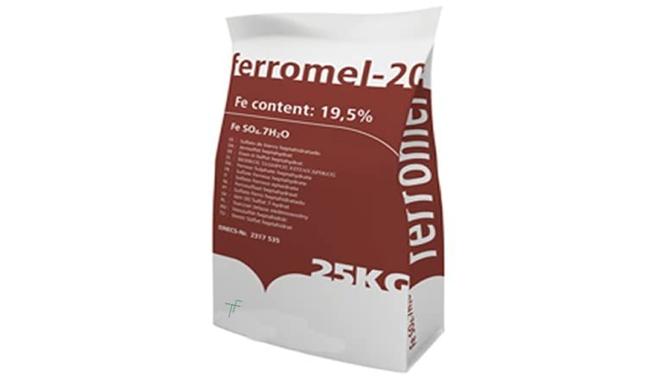 Ferromel – 20 Iron Sulphate Moss Killer