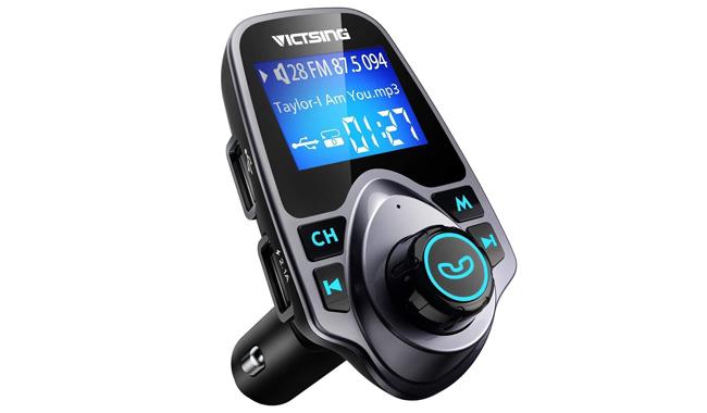 HAVIT VicTsing Bluetooth FM Transmitter