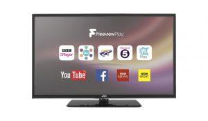 JVC LT-32C670 32″ Smart LED TV- HD Ready Catch Up TV