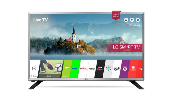LG 32LJ59OU Smart TV